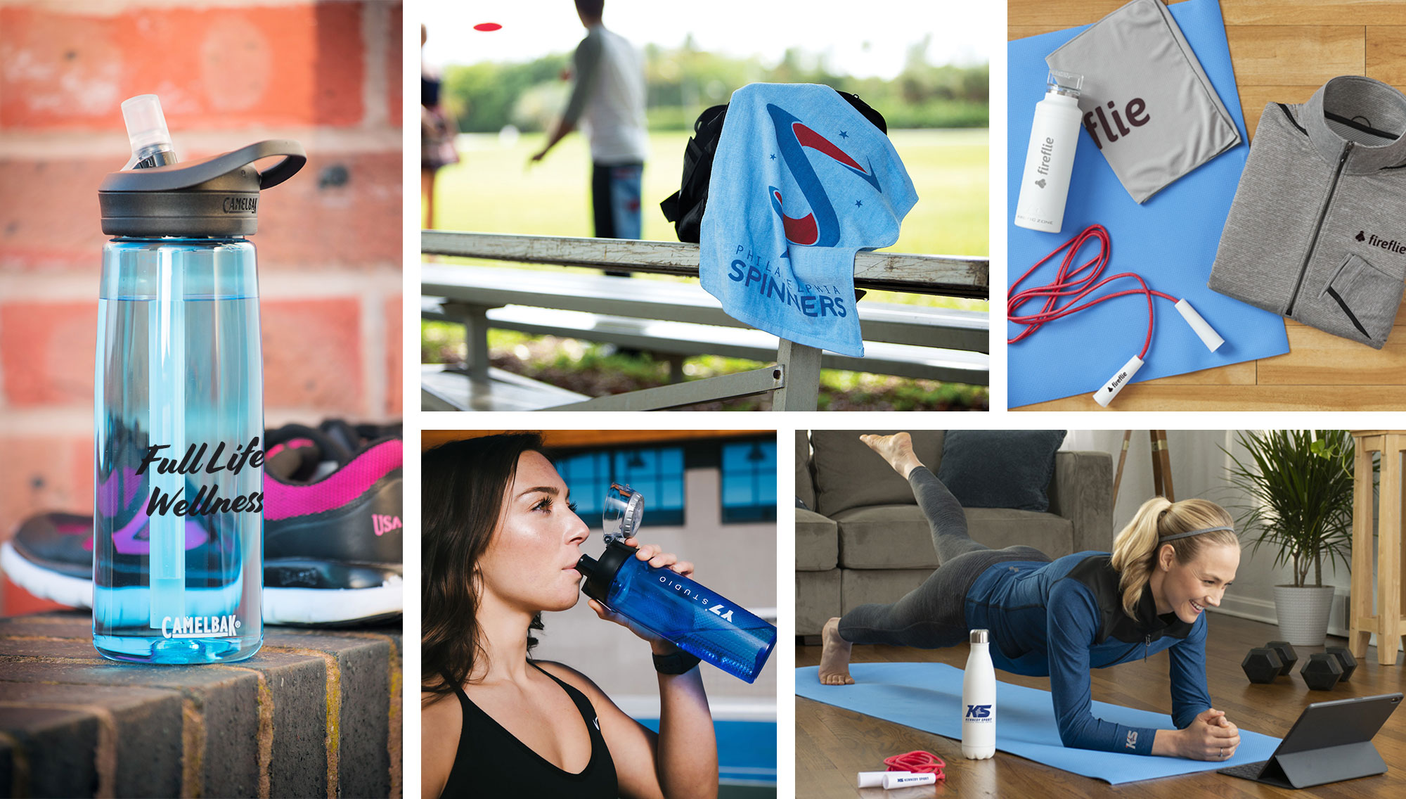 home and outdoor fitness giveaways