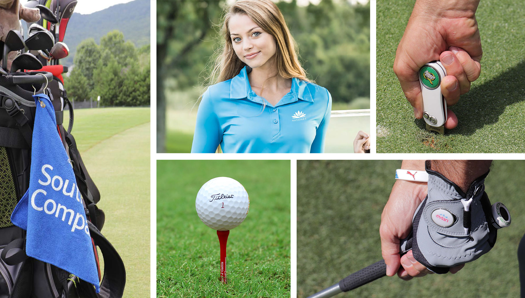 Customized Golf Accessories