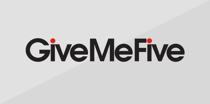 GiveMeFive Logo