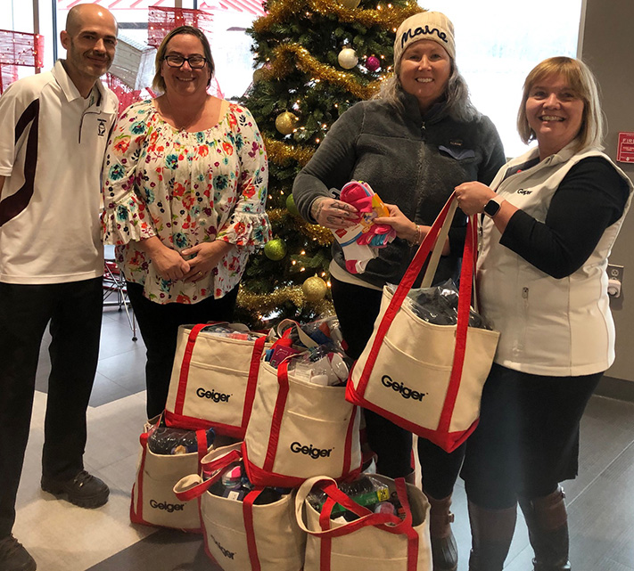 GivingTuesday Socks to Charity