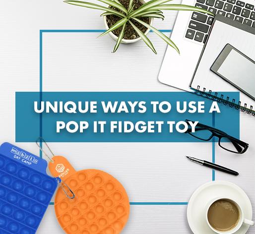Fidget pop-its